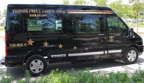 Xe Thịnh Phát Limousine đi Đà Lạt.