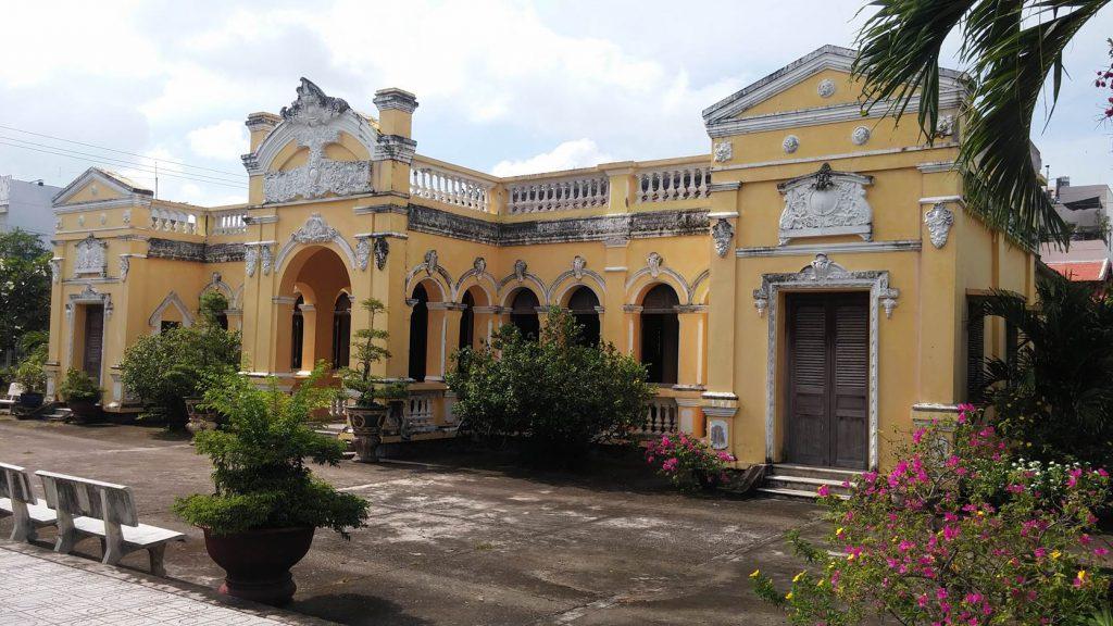 Nhà Đốc Phủ Hải, Gò Công.