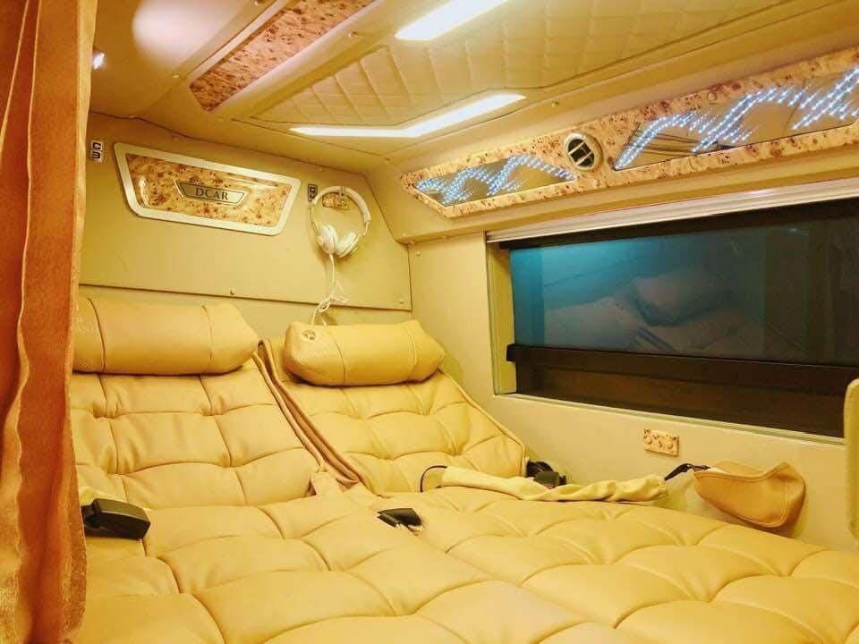 Giường nằm Cabin đôi