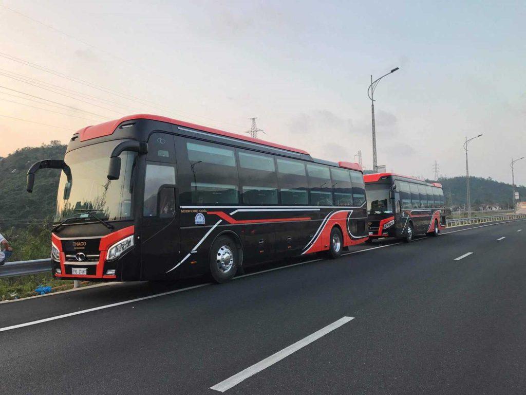 Xe Bảy Lang Gia Lai đi Đà Nẵng.