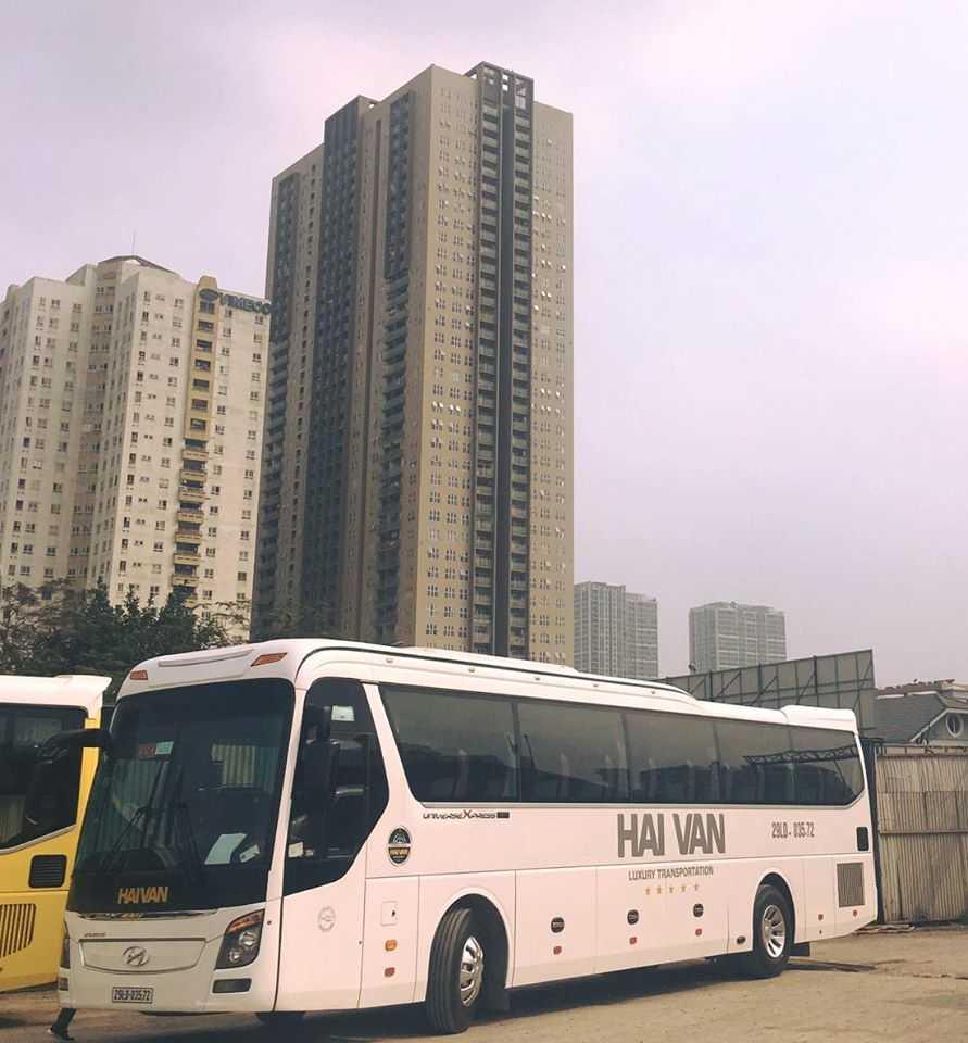 Xe Hải Vân Gia Lai đi Đà Nẵng.