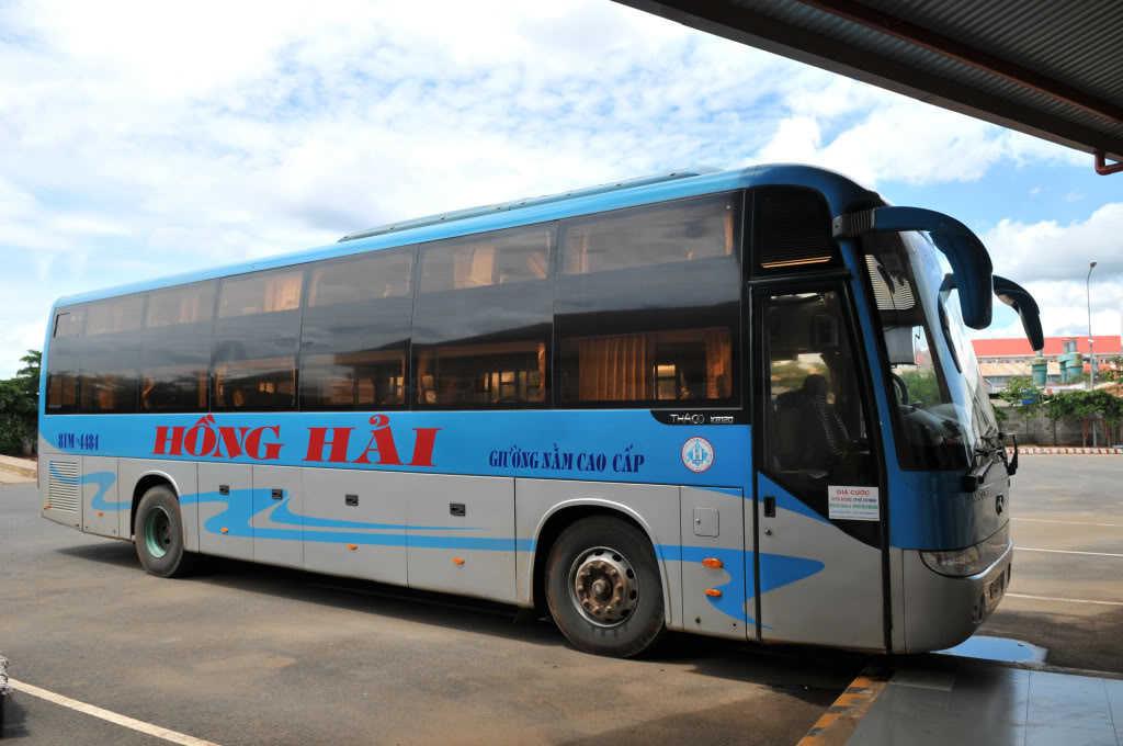 Xe Hồng Hải Gia Lai đi Đà Nẵng.