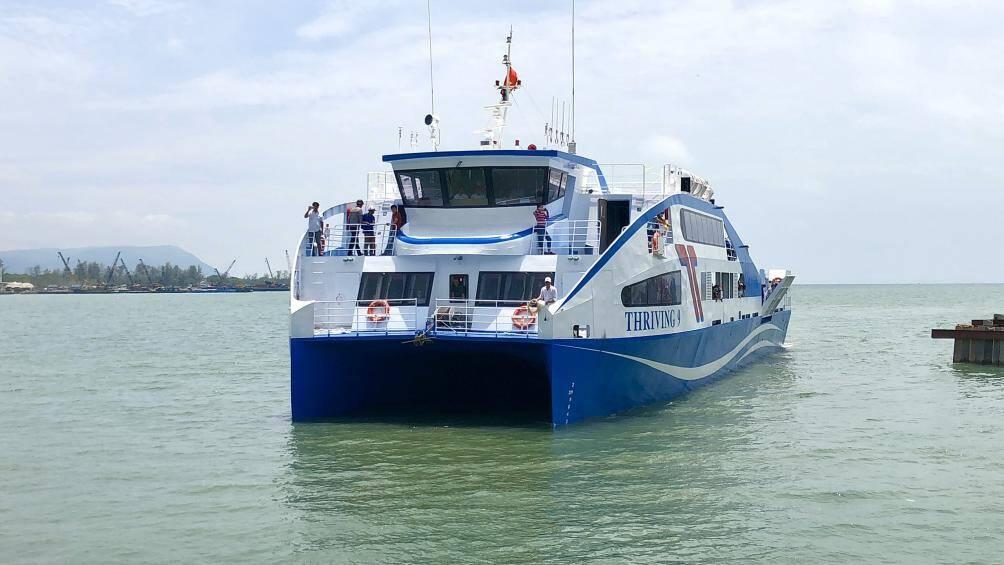 TP.HCM đến Vũng Tàu chỉ mất 30 phút bắt đầu từ tháng 9, bạn tin không? thumbnail