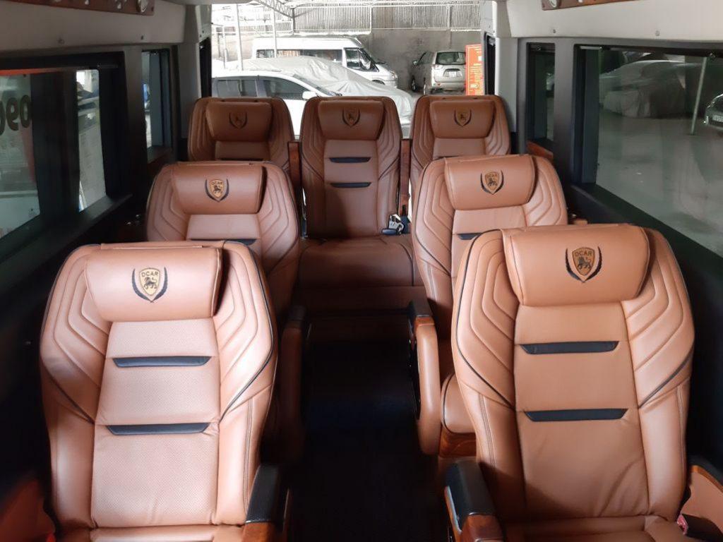 Xe Limousine Ánh Sáng đi Đồng Tháp