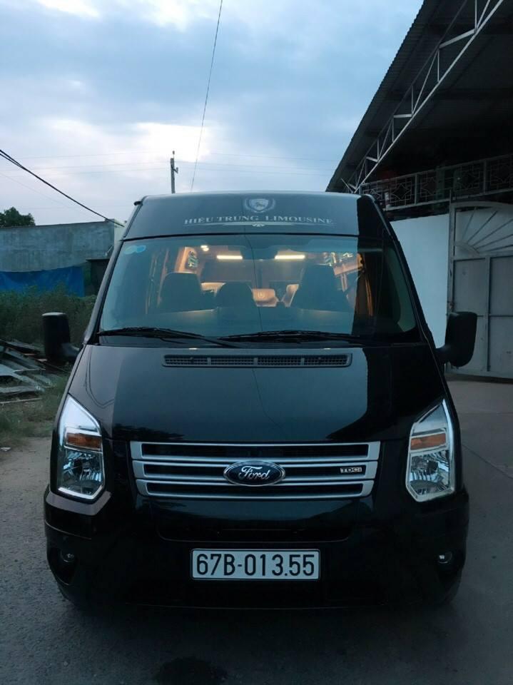 Xe Limousine Hiếu Trung đi Đồng Tháp