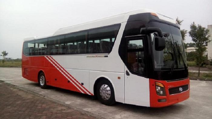 Xe khách Xuân Trang đi Đồng Tháp