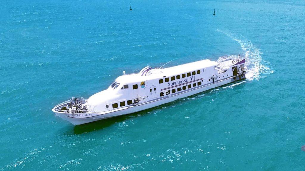 Đặt vé tàu đi Phú Quốc, thỏa sức vi vu tại Đảo Ngọc