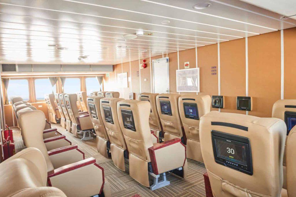 Tàu cao tốc Phú Quốc Express 5 sao