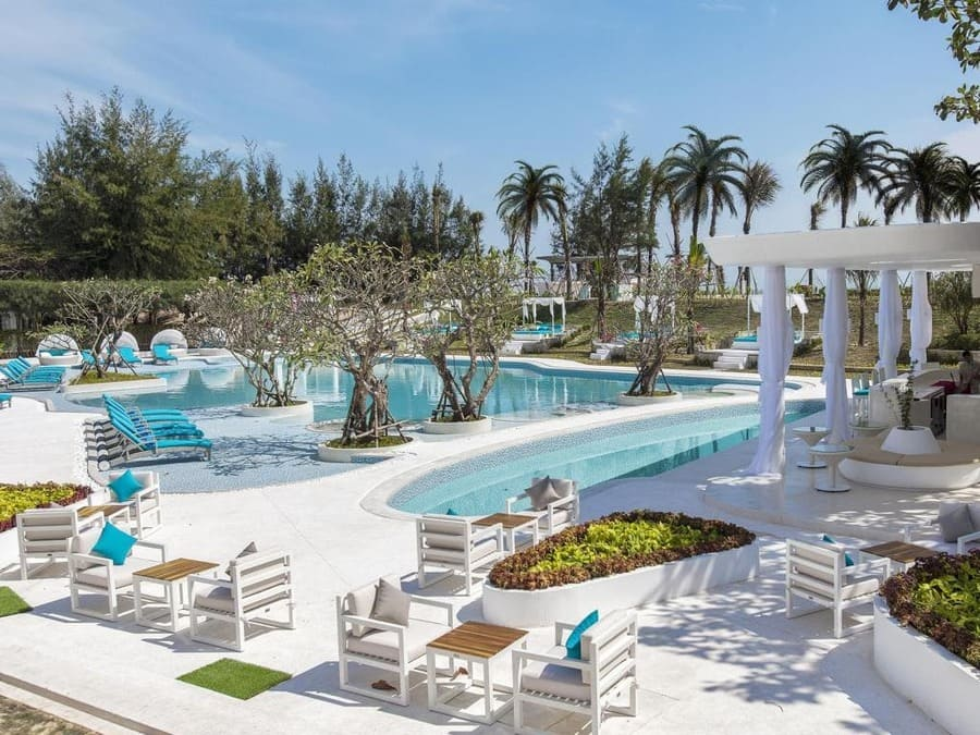 AnOasis Long Hải Resort Vũng Tàu (Ảnh: st)