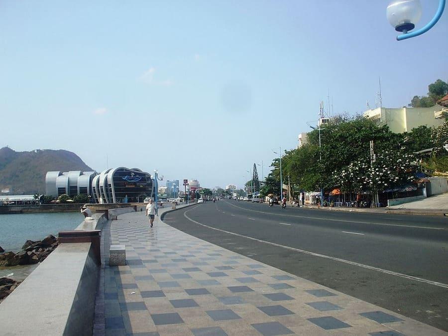 Bãi trước Vũng Tàu (Ảnh: st)