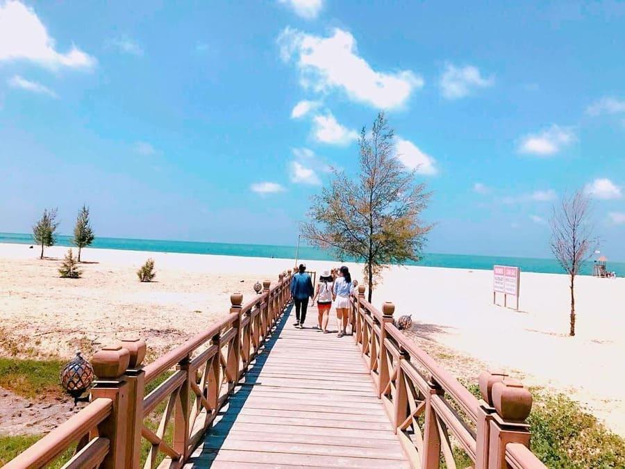 Hồ Cốc - Hồ Tràm Vũng Tàu (Ảnh: st)