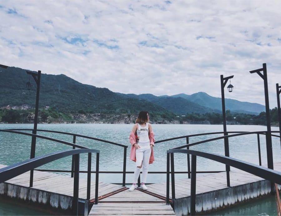 Hồ Đá Xanh Vũng Tàu (Ảnh: st)