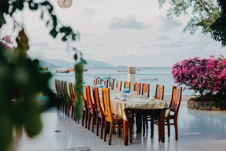 Nhà hàng hải sản Lâm Đường Vũng Tàu (Ảnh: st)