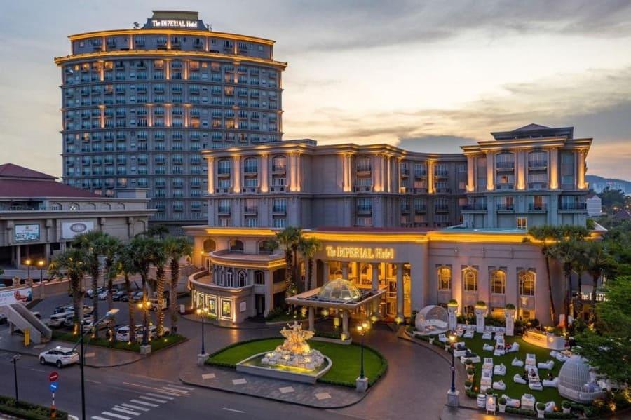 The Imperial Hotel Vũng Tàu (Ảnh: st)