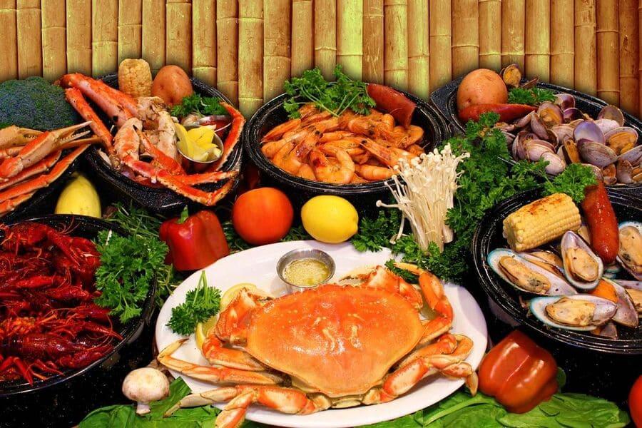 Vựa hải sản Thành Phát 1 Vũng Tàu (Ảnh: st)